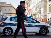 4 români prinşi când jefuiau un muzeu din Italia. Voiau să vândă exponatele la fier vechi
