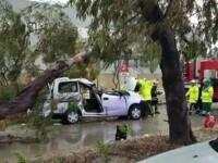 Un român şi-a pierdut viaţa în timpul unei furtuni în Malta. Reacția MAE