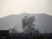 ONU cere stingerea imediată a conflictului din Siria. Armata israeliană prezintă imagini din timpul atacului