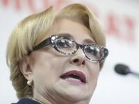 """Viorica Dăncilă, atac dur la adresa opoziției. """"Se duc şi fac circ în Parlament"""""""