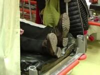 O defecţiune la un generator de curent electric pe benzină i-a adus moartea unui bărbat