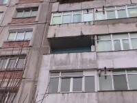 Explozie într-un bloc din Iași. O familie întreagă a ajuns la spital