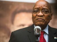 Preşedintele Africii de Sud a demisionat, după un uriaş scandal de corupţie