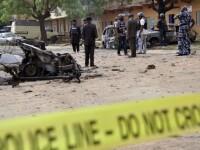 Cel puțin 18 persoane ucise de trei atacatori sinucigași, în Nigeria. Zona, controlată de teroriștii Boko Haram