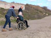 Persoanele cu dizabilități, umilite în România. Situație revoltătoare petrecută la Constanța