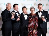 "Premiile BAFTA 2018: ""Three Billboards outside Ebbing, Missouri"", marele câştigător al galei"