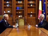 Dragnea afirmă că dacă ambasadorul SUA ar fi vrut să discute despre justiție ar fi refuzat