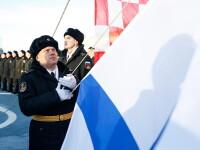 """Rusia: acțiunile militare SUA în zona Mării Negre sunt """"un zdrăngănit de arme"""""""
