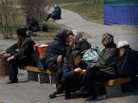 Dezertoare nord-coreeană arestată, după ce a trimis 130 de tone de orez regimului de la Phenian