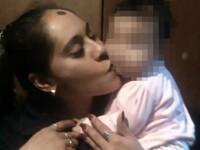 """Chinurile la care a fost supusă o fetiță de 8 ani, după ce iubitul mamei a convins-o că are un """"demon înăuntru"""""""