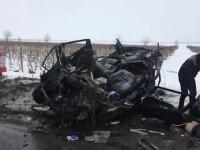 Un bărbat din Focșani a murit la câteva ore după ce și-a înjunghiat soția