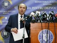 Tudorel Toader: Peste 1.200 de deţinuţi au fost eliberaţi în baza recursului compensatoriu