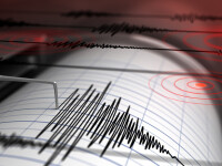 Cutremur cu magnitudinea 3,4, în județul Buzău
