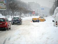 Joi, iarna revine în forță în România: ninsori și temperaturi de -20 de grade
