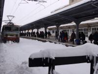 Peste 100 de trenuri CFR anulate. Întârziere de 240 minute în Gara de Nord