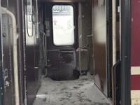 Peste 100 de trenuri CFR au fost anulate. Condițiile vitrege din trenul Slobozia-București