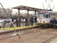 Un bărbat de 90 de ani a fost accidentat de tramvaiul 41 din Capitală