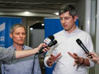 Alianța 2020 USR PLUS acuză Primăria Capitalei că face propagandă PSD pe bani publici