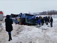 7 morţi şi 32 de răniţi într-un accident de autocar. Cele mai multe victime sunt copii