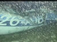 Primele imagini cu avionul dispărut al lui Emiliano Sala. Un cadavru, găsit înăuntru