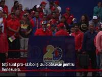 Maduro, furios că UE îl susține pe rivalul său. Ultimatumul trimis Spaniei