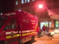 Sapte muncitori răniți într-o explozie la o secţie de încărcare butelii din Bihor