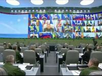 Rusia și SUA se întrec în dezvoltarea de noi rachete. Anunțul ministrului rus al Apărării