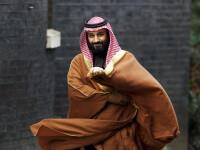 Prinţul moştenitor saudit a vorbit despre folosirea unui
