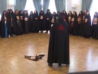 Vrajitoarele din Rusia, ritual magic pentru Vladimir Putin. Ce descantece au făcut. VIDEO