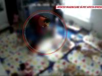 Momentul în care Romina Rotariu îi rupe piciorul unui copil. Părinții cer 500.000 euro