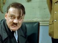 Actorul Bruno Ganz, care l-a interpretat pe Hitler în