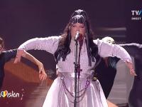 Eurovision 2019. Netta, câștigătoarea din 2018, a urcat pe scenă, la București. VIDEO