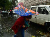 Alertă meteo de vreme rea în 13 județe. ANM anunță cod portocaliu și galben
