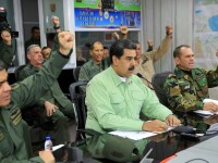 """Președintele Venezuelei a anunțat că a arestat 2 cetățeni americani: """"Se jucau de-a Rambo"""""""