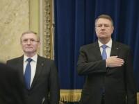 Iohannis a semnat decretul de eliberare din funcție a procurorului general Augustin Lazăr