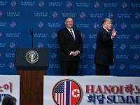 Summitul de la Hanoi s-a încheiat brusc. Condițiile puse de Kim l-au înfuriat pe Trump