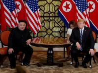 Moment istoric: Kim Jong-un raspunde intrebarii unui jurnalist strain, apoi Trump il lauda