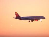 Alertă în aer. Un avion cu defecțiuni la motor a survolat Madridul pentru a putea ateriza