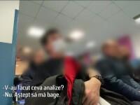 """Fiul femeii care a murit în Spitalul din Constanța: """"S-a aplecat și mi-a murit în brațe"""""""