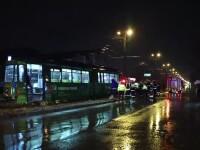 Un bărbat a murit prins sub tramvai, în Iași. Vatmanul nu l-a putut evita