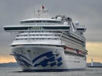 355 de persoane sunt infectate cu coronavirus pe nava Diamond Princess