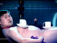 """""""Românii au talent"""", lider de audiență. Un japonez a rămas complet fără haine pe scenă"""