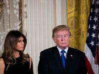 Zvonuri șocante de la Casa Albă. Soția lui Trump ar avea un alt iubit, de care acesta știe