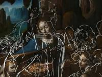 Descoperire istorică în lumea artei. Ce ar fi ascuns Leonardo da Vinci pe un tablou