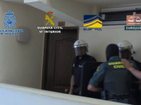 Românce salvate de poliţie, în Spania. Suma uriaşă obţinută de pe urma exploatării lor