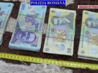 Percheziții la persoane suspectate de cămătărie și șantaj din Ploiești. Ce sume au găsit polițiștii