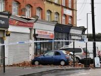Cod roșu în Marea Britanie. Furtuna Dennis a lovit cu forța unui uragan. 2 oameni au murit