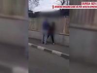 Imagini șocante în Vaslui. Un ambulanțier a bătut un băiat de 12 ani