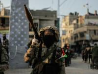 Baloane incendiare, lansate de militanţi palestinieni din Gaza spre Israel