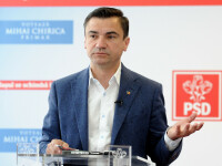 """PNL îl vrea candidat la Primăria Iaşi pe Mihai Chirica, """"care a crescut 18 ani"""" la PSD"""